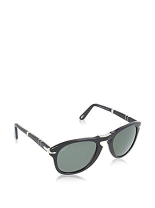Persol Gafas de Sol Polarized 714 95_58 (52 mm) Negro