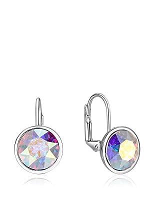 Lilly & Chloe Ohrringe Made with Swarovski® Elements silberfarben