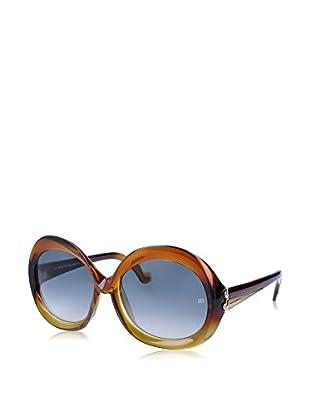 Balenciaga Sonnenbrille BA0007 17 140 47B (58 mm) braun