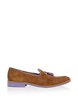SORRENTO Loafer Cowhide Slipper