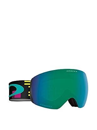 OAKLEY Skibrille MOD. 7064 CLIP blau/grün