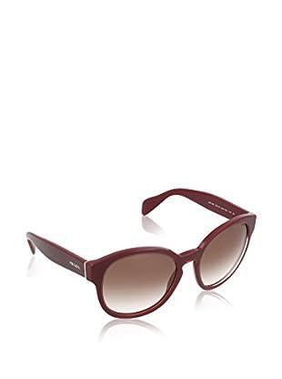 Prada Gafas de Sol 18RS UAN0A6 (56 mm) Burdeos
