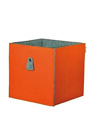 Leonardo Aufbewahrungsbox orange