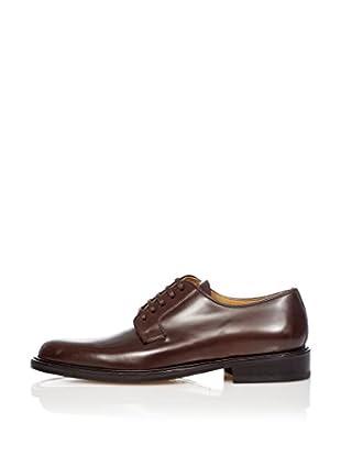 Zampiere Zapatos Derby Cordones