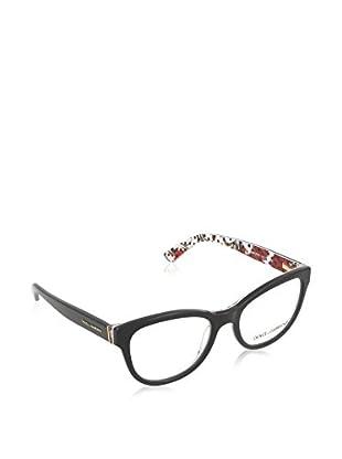 Dolce & Gabbana Montura 3209 2976 (51 mm) Negro