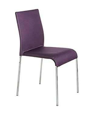 Contemporary Home Set Silla 4 Uds. Next Morado