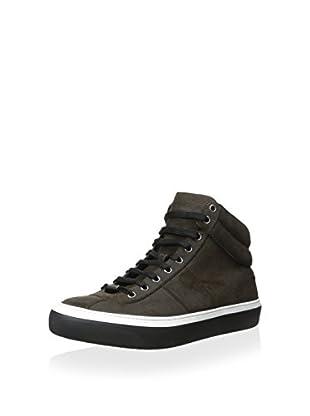 Jimmy Choo Men's Belgravi High-Top Sneaker