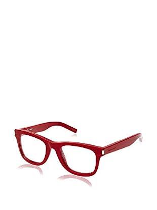 Yves Saint Laurent Montura SL 50 50 (50 mm) Rojo Oscuro