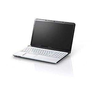 Sony VAIO E Series SVE15116EN Laptop-White