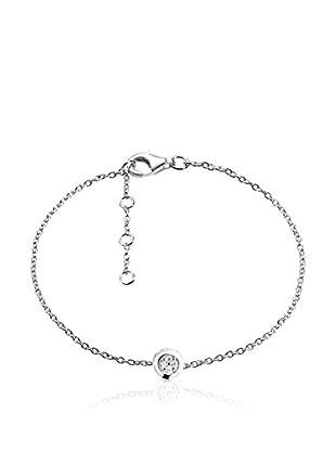 DI GIORGIO PARIS Halskette Mbr19D rhodiniertes Silber 925