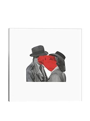 Richard Vergez Look of Love Canvas Print