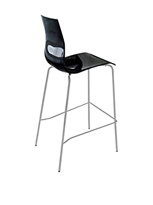 Domitalia Tall Gel Chair, Black