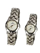 Made For Each Other Designer Pair Wrist Watch