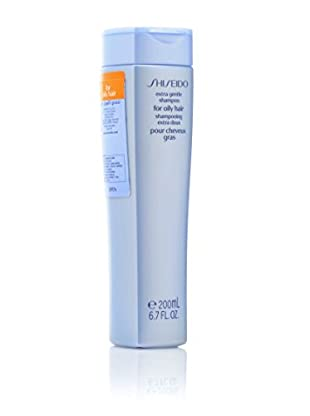 Shiseido Shampoo Oily Hair 200 ml