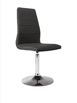 Stuhl 2er Set Cheney A3 schwarz 445 x 52 x 103H cm