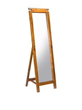 Colonial Style Spiegel braun