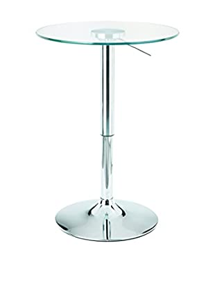 Torre & Tagus Axis Adjustable Height Bar Table