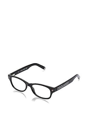 D Squared Montura Dq5030 (51 mm) Negro
