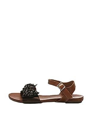Bueno Shoes Sandalias Planas Adornos