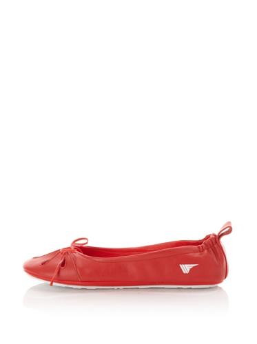 Gola Women's Lynx Ballet Flat (Red)