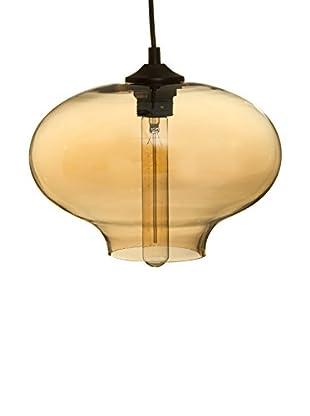 VINTAGE SELECTION Lámpara De Suspensión Amber