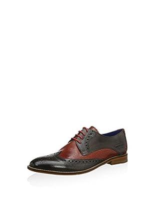 Melvin & Hamilton Zapatos derby Amelie 3