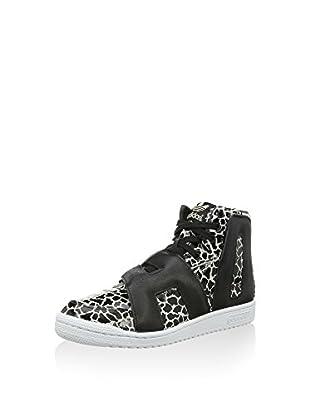 adidas Hightop Sneaker Js Letters Giraffe
