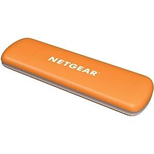 Netgear AC327U 3G Adapter 7.2 Mbps USB Modem (Orange)