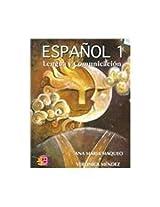 Espanol/ Spanish: Lengua Y Comunicacion/ Language and Communication: 1