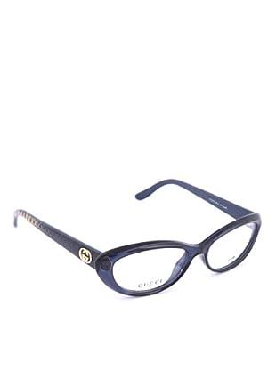 Gucci Montura GG 3566 W7X Azul / Dorado