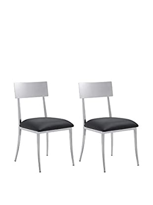 Zuo Set of 2 Mach Chairs