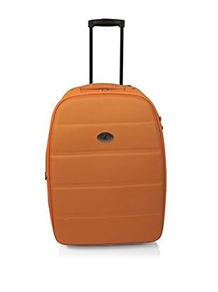 JOHN TRAVEL Trolley, halbstarr Tokio orange 78.5 cm