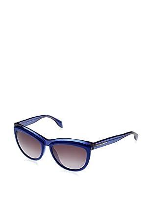 Alexander McQueen Gafas de Sol AMQ4247/S (58 mm) Azul
