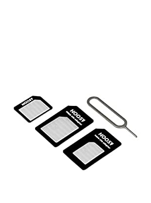 Unotec Adaptador Sim, Microsim Y Nanosim