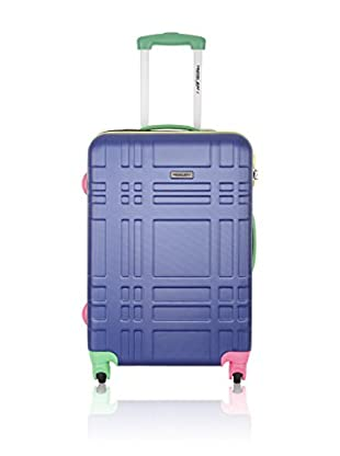 Travel ONE Trolley rígido Fever Azul  45  cm