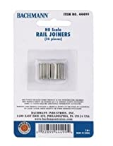 Bachmann Trains Rail Joiners (36/Card)-Ho Scale