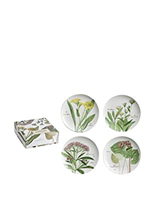 Rosanna Set of 4 Giardino Salad Plates