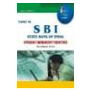 Guide To SBI Specialist Management Executives Recruitment Exam.