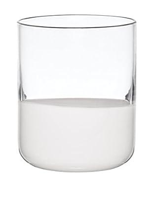 Bitossi Home  Set Vaso 6 Uds. Spot Collection Blanco