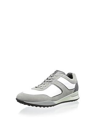 Tod's Men's Novelty Sneaker (White Grey)