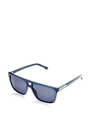 Lacoste Occhiali da sole L743S 424 (58 mm) Blu