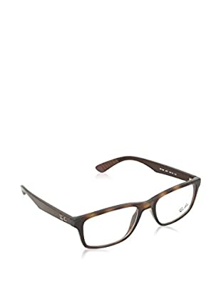 Ray-Ban Gestell 7063 5577 (54 mm) havanna