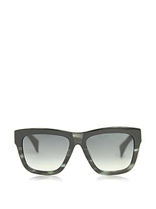 Jil Sander Sonnenbrille 728S-013 (53 mm) schwarz/grün