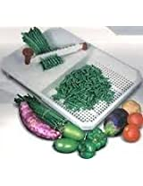 FAMOUS CUT N WASH CHOPPING BOARD WITH FIXED KNIFE SUITABLE FOR ALL VEGITABLES