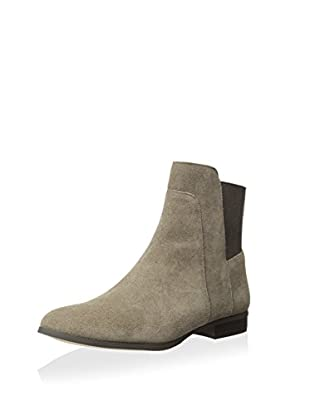 Calvin Klein Women's Revita Ankle Boot (Caribou/Dark Brown)