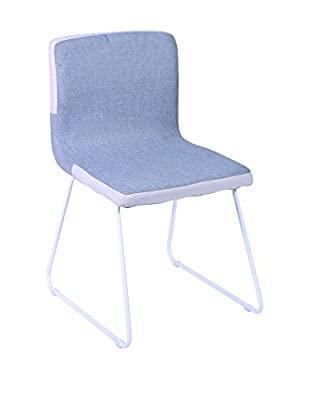 Special tables & Chairs Set Silla 4 Uds. Mariù Gris