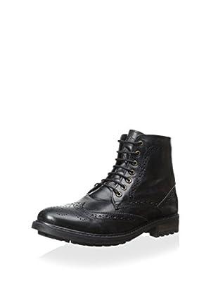 Ben Sherman Men's Sarge Wingtip Lace-Up Boot