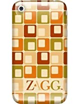 ZAGG 2018040845 ZAGGskin 70 s Retro iPhone 3G/3G S - 2 Pack - Retail Packaging - Multi Color