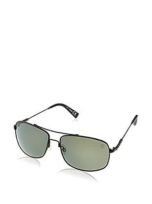 Timberland Gafas de Sol TB9010 (61 mm) Negro