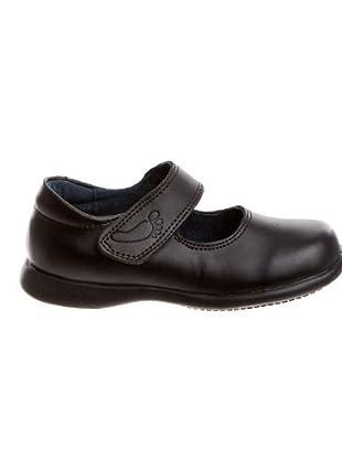 Uniformes Escolares Zapatos merceditas (negro)